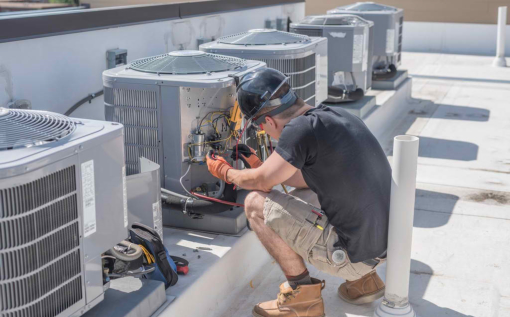 What Goes Into Planning for HVAC Installations